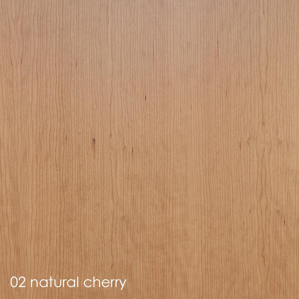 02 - natural cherry
