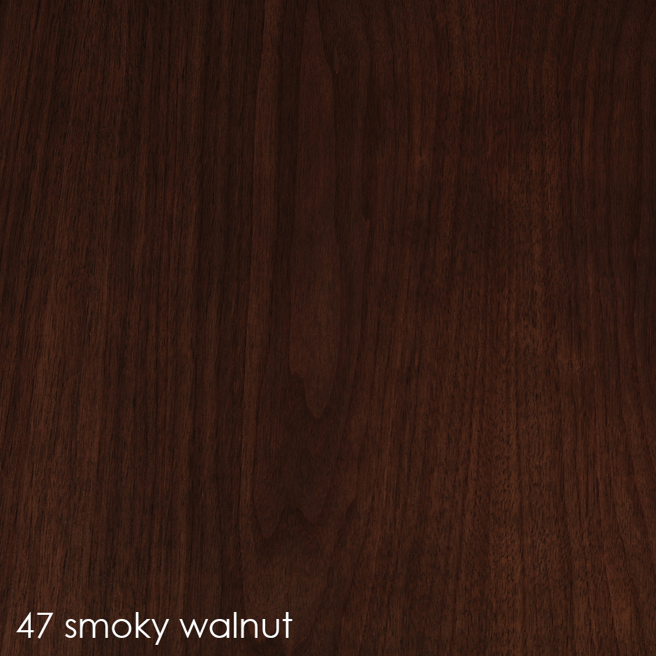 47 - smoky walnut stain