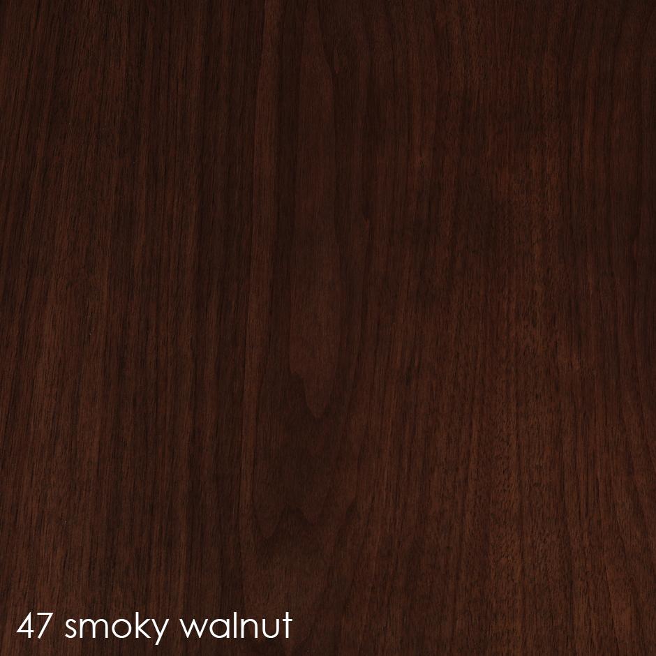 47 - smoky walnut stain