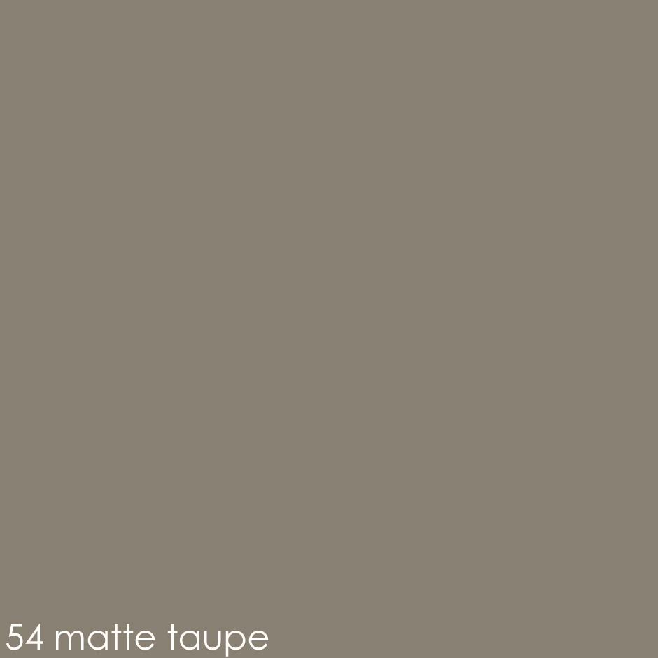 54 - matte taupe