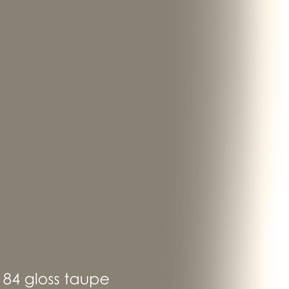 84 - gloss taupe