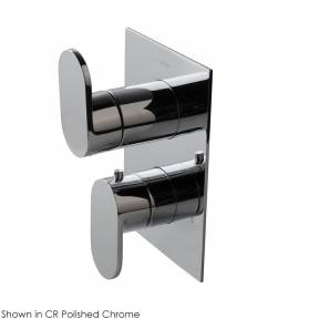 FLOU FAUCETS # 41TH3.L.S (thermostat+3-way+OFF)