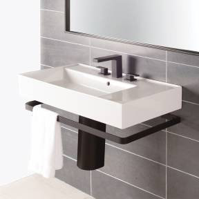 AQUA TOWEL BAR # ATB-24