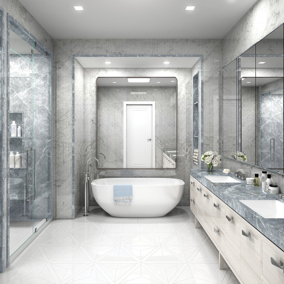 212 5th Ave Master Bath.