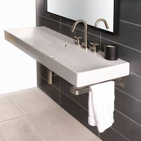 AQUA TOWEL BAR # ATB-18D